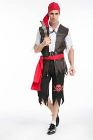 halloween cosplay costumes women men couple pirate cosplay