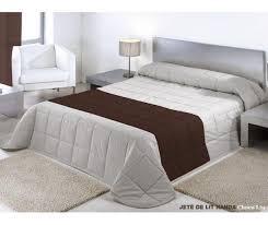 jeté de canapé en jeté de lit blanc alix blanc par de sol ne jet de lit