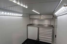 Led Rv Interior Lights Gallery For U003e Enclosed Trailer Interior Lighting Interior Trailer
