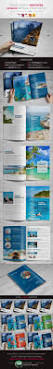 25 beautiful travel brochure template ideas on pinterest create