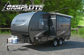 travel campers images Camp lite tavel trailer access rv jpg