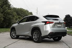 lexus truck 2015 nx 2015 lexus nx 300h around the block