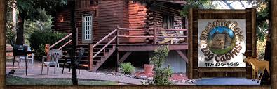 branson area lodging nightly log cabin rentals lonesome dove