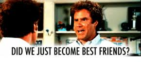 Did We Just Become Best Friends Meme - did we just become best friends friends meme on astrologymemes com