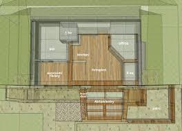 underground house floor plans crtable