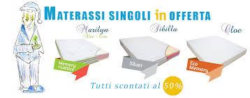 prezzi materasso singolo materassi singoli in offerta sconti prezzi e opinioni