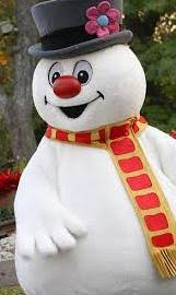 frosty snowman mystic christmas blog