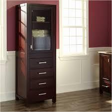 new bathroom linen cabinet beautiful perspectivi com
