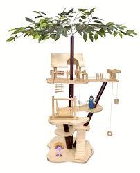 miniature tree house set makin a dollhouse tree