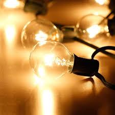 Globe Lights Patio by Aliexpress Com Buy Globe Light Bulb String Lights Holiday String