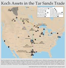 Keystone Xl Pipeline Map Top 10 Reasons The Kochs Want Keystone International Forum On