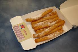 burger king funnel cake sticks the botulist