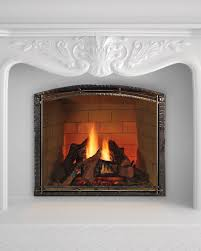 heat u0026 glo true 42 gas fireplace castlewood coastal