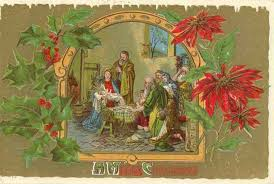 a vintage christmas card rita bay u0027s blog
