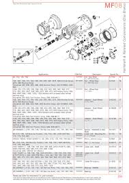 mf35 diesel deluxe wiring diagram u2013 yesterday u0027s tractors