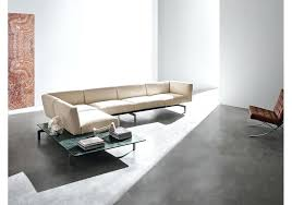 canapé knoll occasion contemporary sofa fabric leather by florence knoll knoll