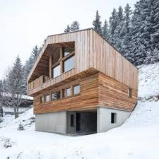 chalet houses architecture in the alps dezeen
