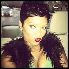 hair atlanta hair crush monday hip hop atlanta s ariane davis