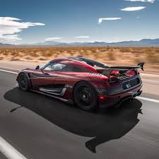 koenigsegg agera the koenigsegg agera rs just set a top speed record of 277 9 mph