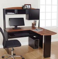 lovely computer desk workstation furniture on set home office
