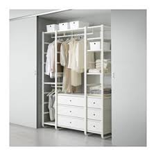 Closet Solutions Ikea Clothes Storage Systems Ikea