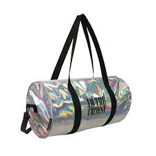 holographic bags holographic overnight duffle bag shift