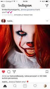 best 25 scary makeup ideas on pinterest horror makeup creepy