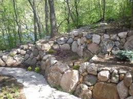 Best  Boulder Retaining Wall Ideas On Pinterest Rock Wall - Retaining wall designs ideas