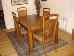Vintage Drexel Bedroom Furniture by Dining Room Classic Wooden Varnish Heritage Drexel Dining Table