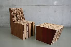 Japanese Furniture Designers Modern Minimalist Japanese Chair - Modern chair designers