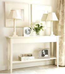 Tables For Foyer Decoration Decorating A Console Table Foyer Ideas About Intended