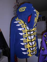 Lego Ninjago Costumes Halloween Skales Hoodie Shocker Deviantart Ninjago Costume