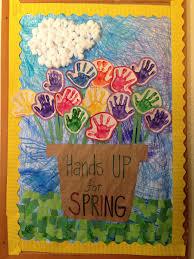 spring preschool bulletin board for the kids pinterest