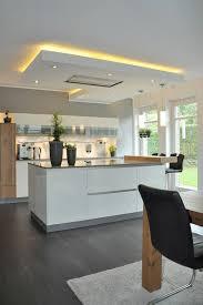 faux plafond cuisine design 1001 idées pour cuisine des conseils comment l aménager