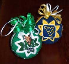 who wouldn t a west virginia ornament we wv