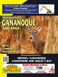 gananoquephonebook120213 by susan k bailey marketing u0026 design issuu