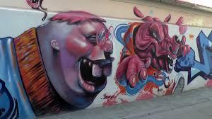 artistic graffiti and wall murals in chiang mai thailand youtube artistic graffiti and wall murals in chiang mai thailand
