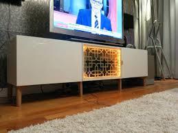 ikea besta tv unit hack bench wall mount flide co decorate