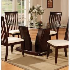 glass cindy crawford dining room tables dining table design