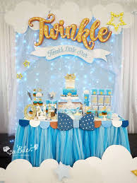 twinkle twinkle birthday birthday party ideas photo 1 of 4 catch my party