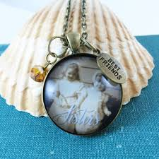 Customize Your Own Necklace He Restores My Soul Bible Verse Necklace From Gutsygoodness On