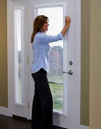 faqs odl add on blinds door treatments for entry doors