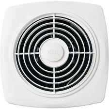 Nautilus Bathroom Fan by Broan 180 Cfm Through The Wall Exhaust Fan 509 The Home Depot