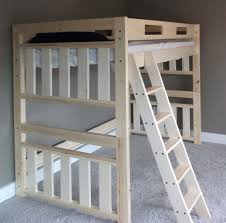 Bunk Bed Ladder Loft Bed Ladder Hooks Build A Safe Loft Bed Ladder Modern Loft