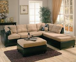 Ashley Furniture Microfiber Sectional Furniture Grey Sectional Sofa Brown Leather Sectional