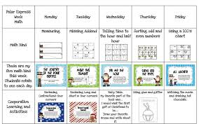 a day in first grade polar express week free lesson plans social