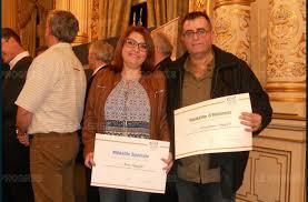 chambre des m騁iers lyon lyon 3ème arrondissement deux médaillés de la chambre des