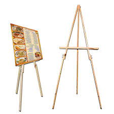 acura wooden easel stand lazada ph