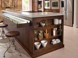 furniture elegant kitchen island with starmark cabinetry and