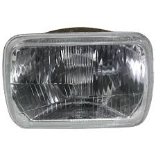 h4 100 55w 200mm x 142mm semi sealed beam headlight conversion ki